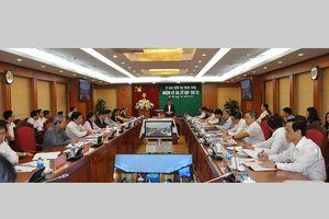 Ủy ban Kiểm tra Trung ương: Kỷ luật cảnh cáo 3 tướng Công an, 1 tướng Quân đội