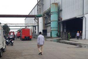 Nổ nhà máy thép ở Hải Phòng: 1 người chết, 11 người bị thương