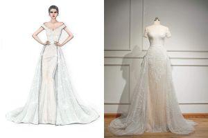 Công bố mẫu váy tuyệt đẹp Tiểu Vy sẽ mặc trong đêm chung kết Miss World