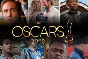 Oscar năm 2018: Trận chiến khốc liệt giữa các bộ phim bom tấn