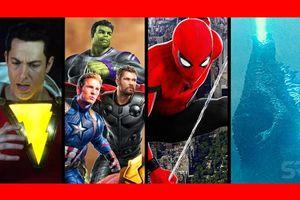 Ngoài 'Avengers 4', còn bộ phim nào đã được xác nhận sẽ tung trailer vào tháng này?