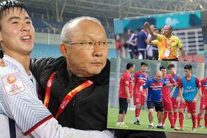 Park Hang Seo sẽ tiết lộ tất cả chiến lược đã áp dụng cho đội tuyển Việt Nam trong phim tài liệu 'Người truyền lửa'
