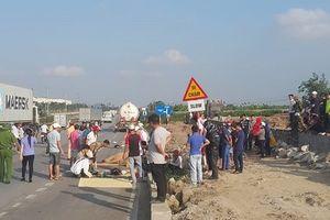 Xác định danh tính 2 người tử vong sau vụ tai nạn thảm khốc trên QL5