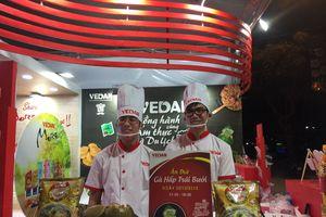 Vedan Việt Nam mang đến những nét mới đặc biệt trong Liên hoan ẩm thực Đồng Nai lần VIII - 2018