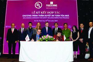 UL và Phúc Khang ký kết Chương trình thẩm duyệt an toàn tòa nhà