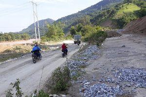 Nghệ An: Sẽ đề nghị dừng tích nước nếu Thủy điện Khe Bố không hoàn thành đường tránh ngập Quốc lộ 7A