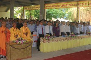 Quảng Trị: Đại lễ tưởng niệm Phật hoàng Trần Nhân Tông