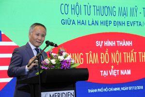 'Còn quá sớm để coi xung đột thương mại Mỹ - Trung là 'cơ hội lớn' cho ngành chế biến gỗ Việt Nam'