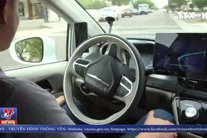 Mỹ: Dịch vụ taxi không người lái đi vào hoạt động