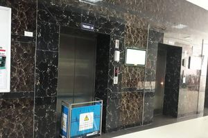 Cư dân chung cư HH Linh Đàm hoảng hồn khi tiếp tục xảy ra sự cố thang máy