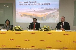 DHL khai trương Trung tâm khai thác mới tại Hà Nội