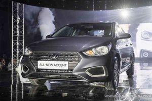Hyundai Accent 2019 ra mắt tại Philippines, giá bán từ 321 triệu đồng