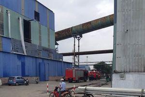 Nổ trong nhà máy thép ở Hải Phòng, nhiều người thương vong