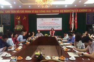 Nâng cao năng lực quản lý dữ liệu thông tin trong hệ thống Hội Chữ thập đỏ Việt Nam