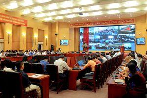 Đảng ủy Bộ Tài nguyên và Môi trường tổ chức Hội nghị học tập, quán triệt, triển khai Nghị quyết Trung ương 8, khóa XII