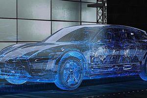 Porsche Taycan Cross Turismo thử nghiệm qua công nghệ thực tế ảo