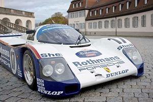 Những mẫu siêu xe đắt nhất lịch sử Porsche