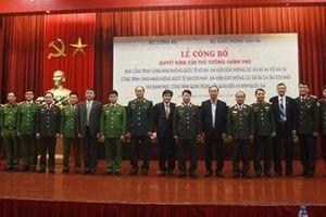 Công trình Cảng Hàng không sân bay Nội Bài, Tân Sơn Nhất thuộc danh mục công trình quan trọng liên quan ANQG