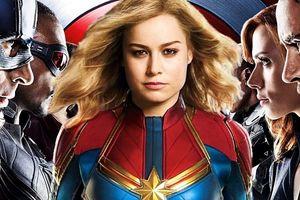 Mối liên hệ giữa Captain Marvel và Avengers 4 từ trailer mới nhất