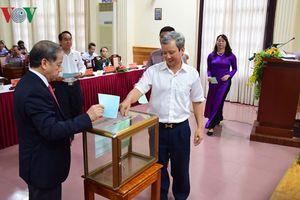 Thừa Thiên-Huế: Bí thư Tỉnh ủy có 100% tín nhiệm cao