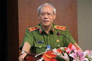 Kỷ luật cảnh cáo 3 tướng công an liên quan vụ đánh bạc nghìn tỷ