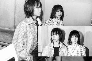 'Đại Hoa đán' Châu Tấn trẻ trung xuất hiện cùng Đậu Tĩnh Đồng tại show Chanel ở New York