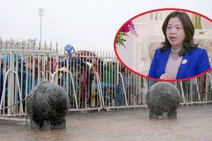 Dịch chuyển 40 quả cầu đá ở sân Mỹ Đình phá 'dớp' cho tuyển Việt Nam: Chuyên gia phong thủy phân tích bất ngờ
