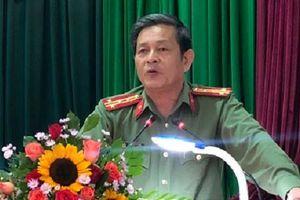 Kỷ luật khiển trách nguyên Giám đốc Công an TP Đà Nẵng