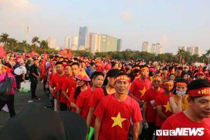 CĐV sang Malaysia cổ vũ đội tuyển Việt Nam nên tránh khu vực biểu tình