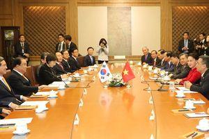 Mở rộng hợp tác toàn diện, thúc đẩy quan hệ Đối tác chiến lược Việt Nam - Hàn Quốc