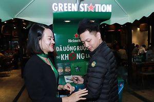 Green Ride - Dịch vụ có một không hai đưa khách hàng và phương tiện cá nhân về sau những cuộc vui