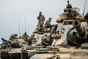 Xe tăng Thổ Nhĩ Kỳ ào ạt tiến vào Idlib khi căng thẳng gia tăng