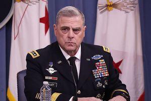 Tổng thống Trump đề cử Chủ tịch Hội đồng tham mưu trưởng liên quân Mỹ mới