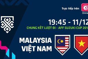 Dự đoán tỷ số trận chung kết lượt đi giữa ĐT Việt Nam và Malaysia vào 11/12