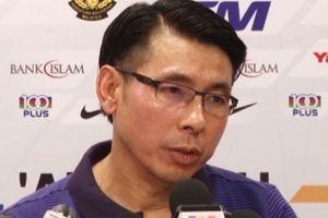 HLV Malaysia e ngại khả năng phòng ngự của tuyển Việt Nam