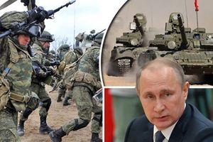 Ukraine lo sốt vó trước 100.000 quân Nga trên biên giới
