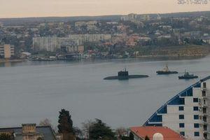 Nghi vấn Nga điều tàu ngầm đến Kerch chặn phản ứng NATO