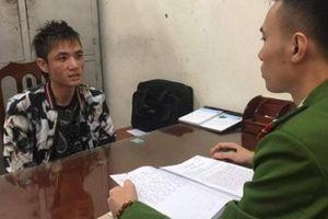 Lộ diện đối tượng giật hồ sơ của dân ngay tại UBND huyện Thạch Thất