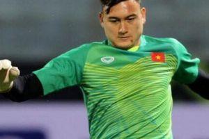 Lâm 'Tây' bất đắc dĩ thành người 'nhàn rỗi' nhất AFF Cup
