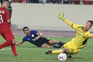Ai 'ngáng' Quang Hải trong cuộc đua Bàn thắng đẹp nhất bán kết?