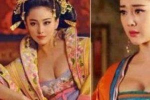 Nữ nhân nhà Đường: Trang phục hở bạo, không coi trọng trinh tiết