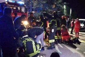 Chen lấn tại hộp đêm ở Italy gây nhiều thương vong