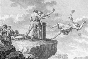 Đế chế La Mã xử tử kẻ phản bội khủng khiếp thế nào?