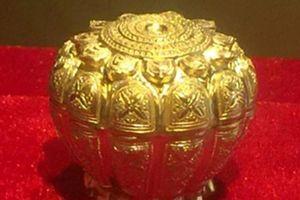 Trưng bày tưởng niệm Phật hoàng Trần Nhân Tông tại Hoàng thành Thăng Long