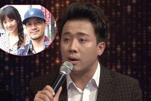 Trấn Thành: Biết ơn Tiến Đạt vì đối xử tốt với Hari Won