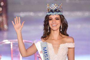Người đẹp Mexico đăng quang 'Hoa hậu Thế giới 2018'