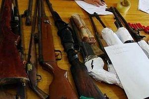 Triệt xóa 'đại lý' bán vũ khí, công cụ hỗ trợ trên mạng xã hội