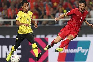 'Cháy' vé trận chung kết lượt đi giữa Việt Nam và Malaysia