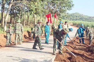 Nghệ An: Khánh thành 'Con đường tri ân' 2 liệt sỹ hy sinh trong vụ rơi máy bay quân sự