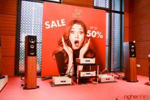 AVShow 2018 tại Hà Nội hấp dẫn với nhiều sản phẩm giảm giá lên đến 50%